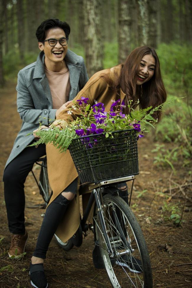 Hà Anh Tuấn và Thanh Hằng hôn nhau đầy tình cảm trong MV - Ảnh 3.