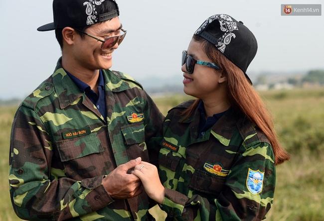 Màn cầu hôn của chàng bác sĩ Hà Nội và nữ giảng viên ĐH Kiến Trúc trước khi nhảy dù - Ảnh 10.