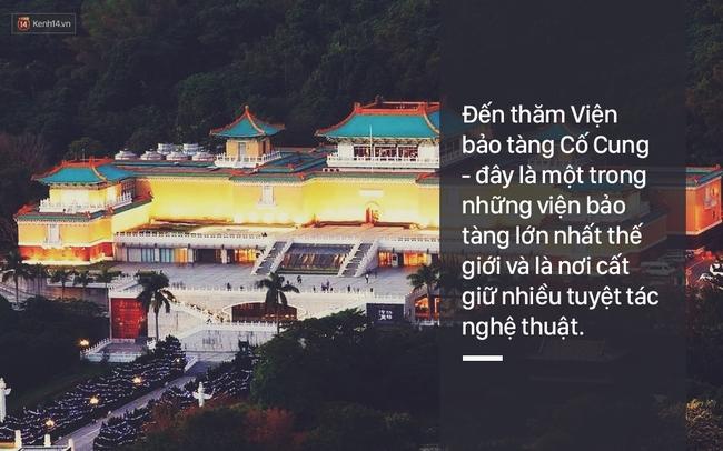 16 lí do tuyệt vời vì sao bạn phải đi Đài Loan ngay trong năm nay! - Ảnh 14.