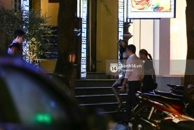 Hồ Ngọc Hà bị bắt gặp lái xe của đại gia Chu Đăng Khoa đi dự sự kiện - Ảnh 9.