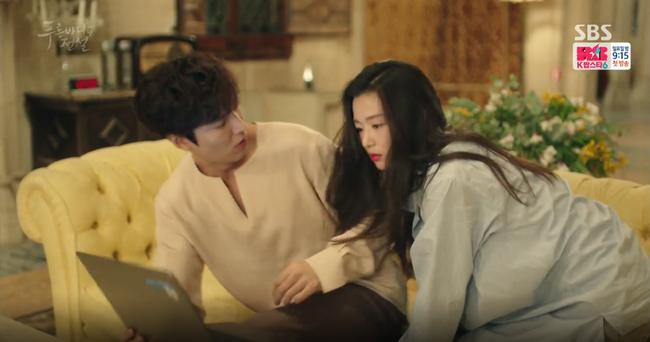 """Blue Sea: """"Thánh bịp"""" Lee Min Ho phát hiện Jeon Ji Hyun là người cá - Ảnh 9."""