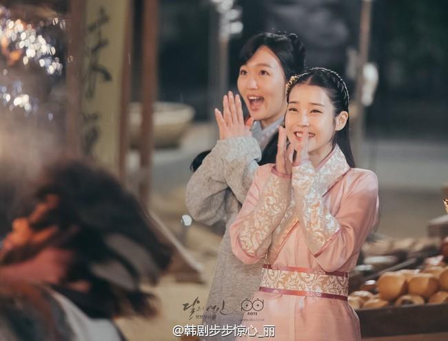 Moon Lovers: Hoàng tử Lee Jun Ki có vượt qua cái bóng Ngô Kỳ Long, IU có làm nên chuyện? - Ảnh 3.