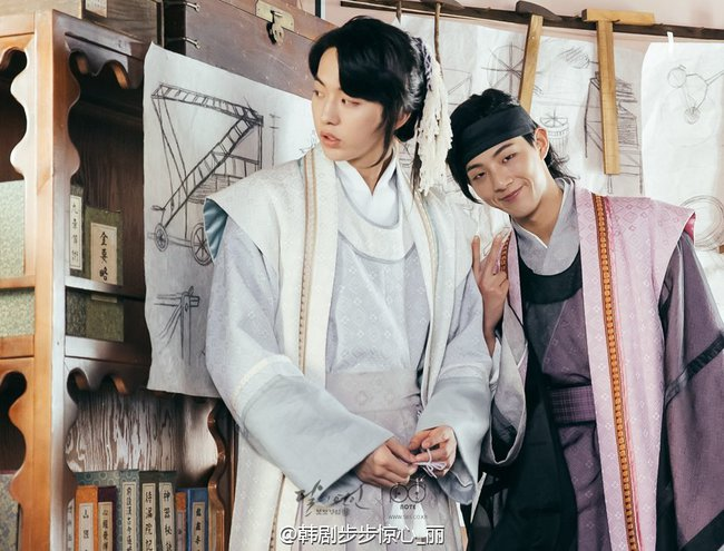 Moon Lovers: Hoàng tử Lee Jun Ki có vượt qua cái bóng Ngô Kỳ Long, IU có làm nên chuyện? - Ảnh 9.