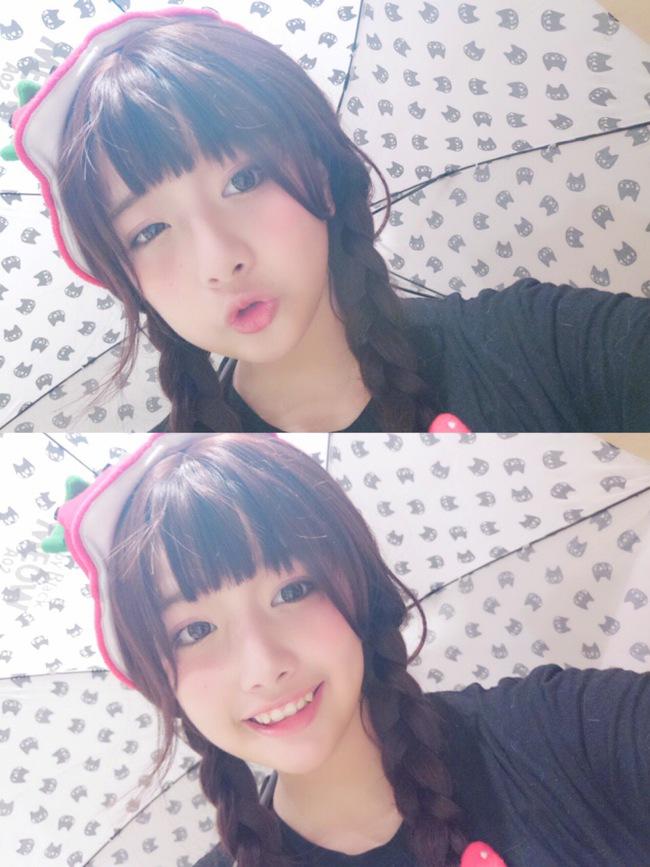 Cô bạn Trung Quốc với nụ cười răng khểnh xinh chả khác gì búp bê - Ảnh 10.