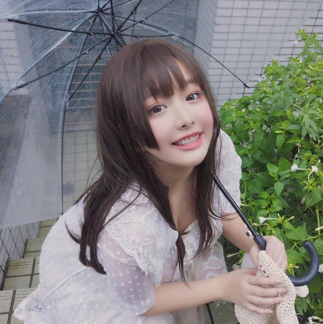 Cô bạn Trung Quốc với nụ cười răng khểnh xinh chả khác gì búp bê - Ảnh 16.