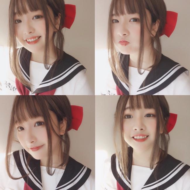 Cô bạn Trung Quốc với nụ cười răng khểnh xinh chả khác gì búp bê - Ảnh 2.