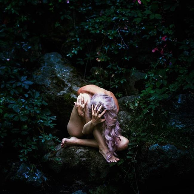 Bộ ảnh Yoga tuyệt đẹp phá vỡ mọi giới hạn tâm lý - Ảnh 3.