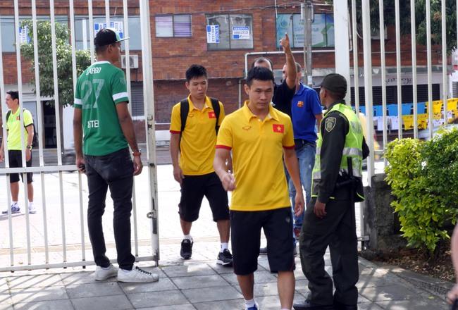 Tuyển futsal Việt Nam được bảo vệ nghiêm ngặt trước khi tham dự World Cup - Ảnh 4.