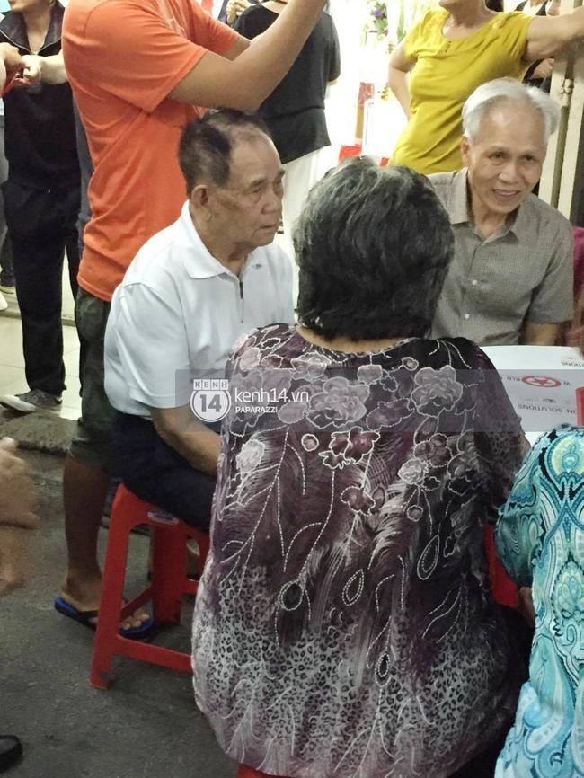 Người bố hơn 100 tuổi bình tĩnh lo tang sự cho Minh Thuận - Ảnh 7.