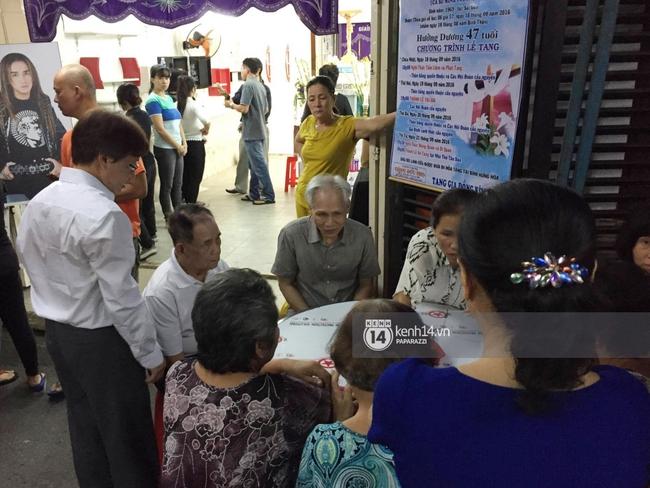 Người bố hơn 100 tuổi bình tĩnh lo tang sự cho Minh Thuận - Ảnh 8.