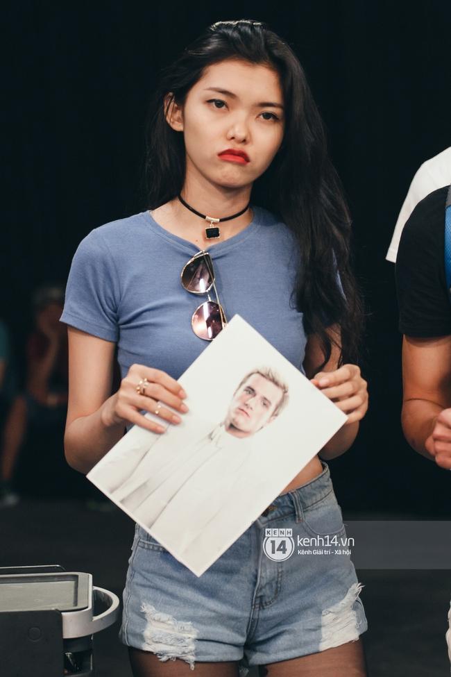 Đây là cô gái makeover xuất sắc, gây sốt Next Top năm nay! - Ảnh 14.
