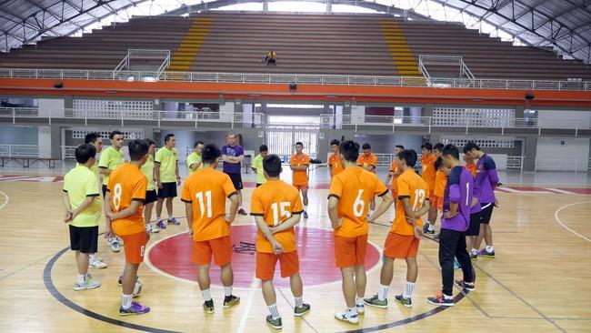Tuyển futsal Việt Nam được bảo vệ nghiêm ngặt trước khi tham dự World Cup - Ảnh 8.