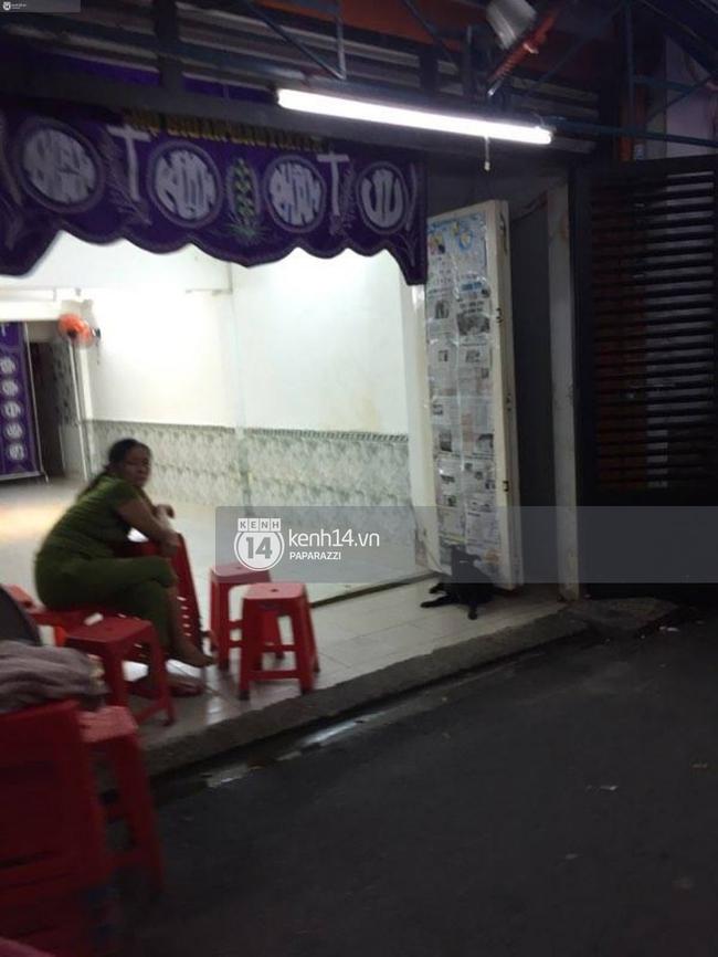 Gia đình Minh Thuận đang chuẩn bị tang lễ cho anh tại nhà riêng - Ảnh 4.