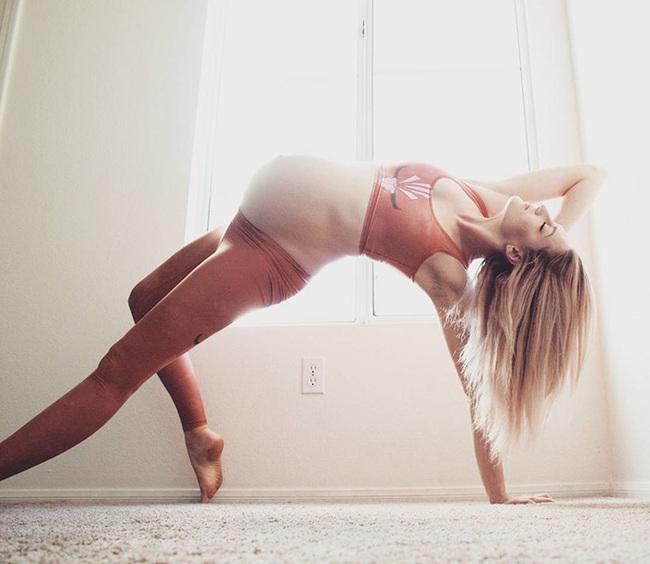 Bộ ảnh Yoga tuyệt đẹp phá vỡ mọi giới hạn tâm lý - Ảnh 10.