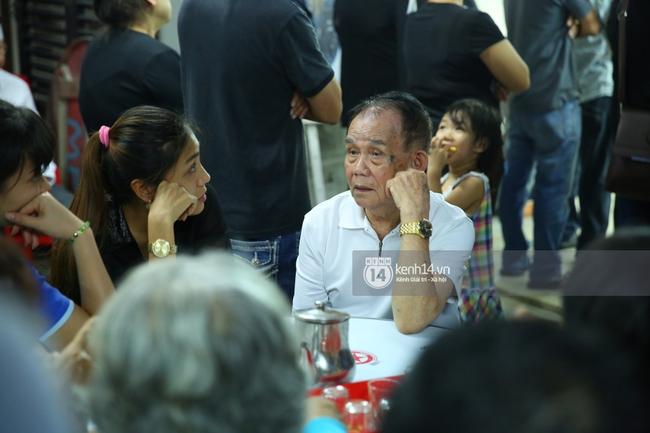 Cập nhật: Sao Việt đau buồn đến viếng tang lễ nghệ sĩ Minh Thuận - Ảnh 10.