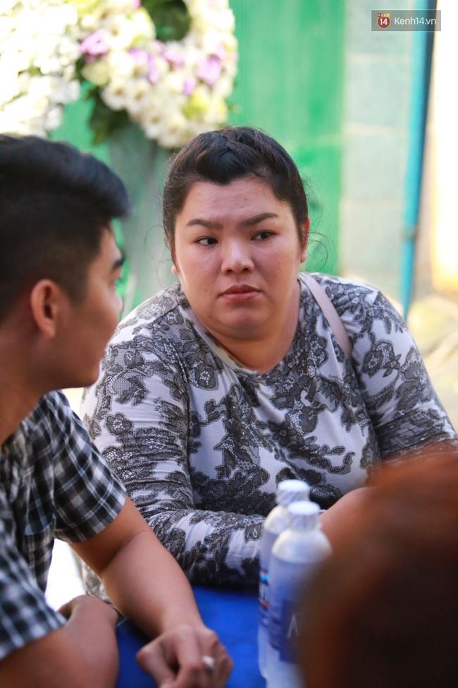 Nghệ sĩ Hoài Linh, Quang Vinh và sao Việt viếng lễ tang của Minh Thuận ngày cuối - Ảnh 22.