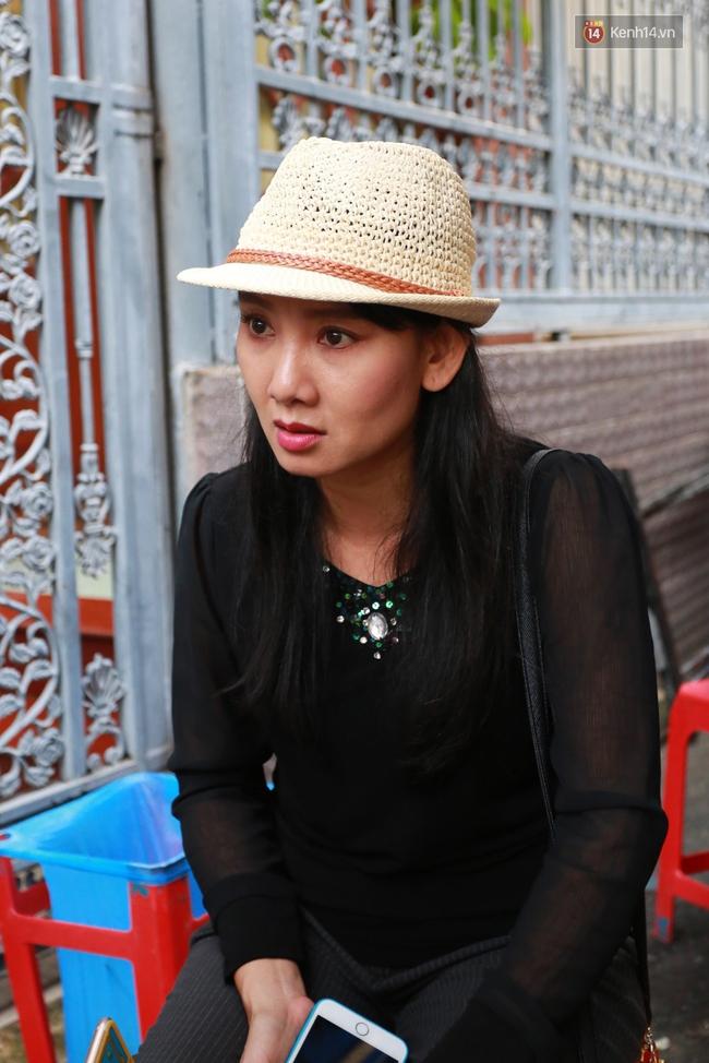 Nghệ sĩ Hoài Linh, Quang Vinh và sao Việt viếng lễ tang của Minh Thuận ngày cuối - Ảnh 13.