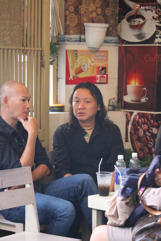 Bố Minh Thuận, Nhật Hào bật khóc xúc động trong tang lễ - Ảnh 2.