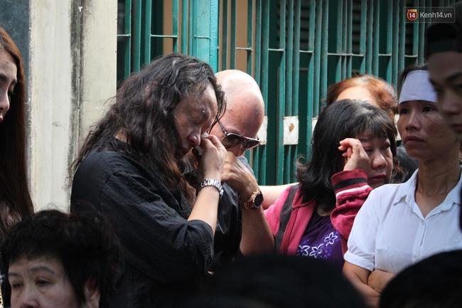 Bố Minh Thuận, Nhật Hào bật khóc xúc động trong tang lễ - Ảnh 14.