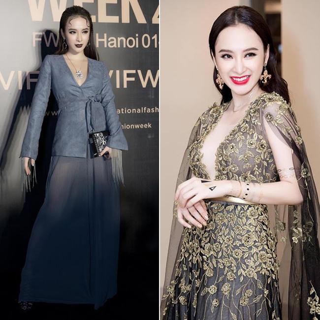 Nữ hoàng thảm đỏ 2016: Angela Phương Trinh, Chi Pu, Phạm Hương... ai xứng đáng nhất? - Ảnh 4.