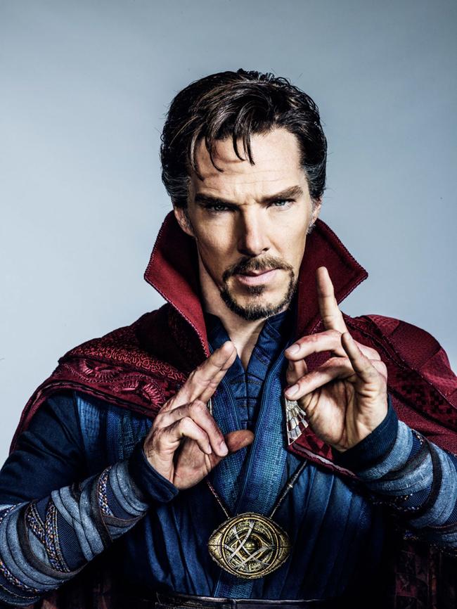 Phải chăng Doctor Strange chính là một bộ phim kiếm hiệp kì tình? - Ảnh 1.