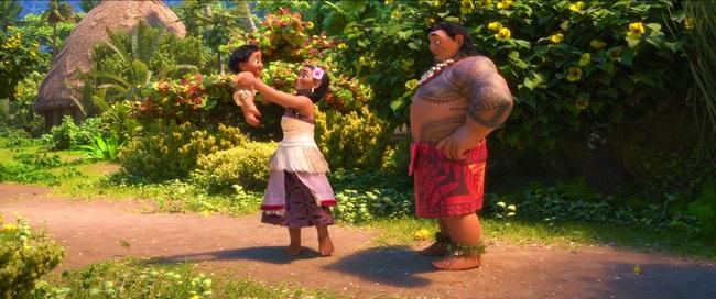 5 chi tiết chứng tỏ Moana là nàng công chúa phá cách nhất của Disney - Ảnh 1.