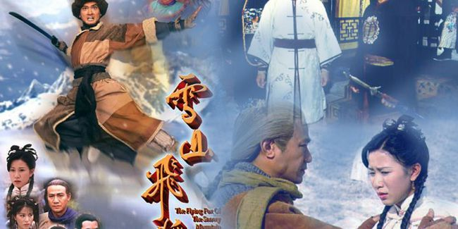 Những bộ phim Kim Dung được tái dựng ăn khách nhất của TVB - Ảnh 12.