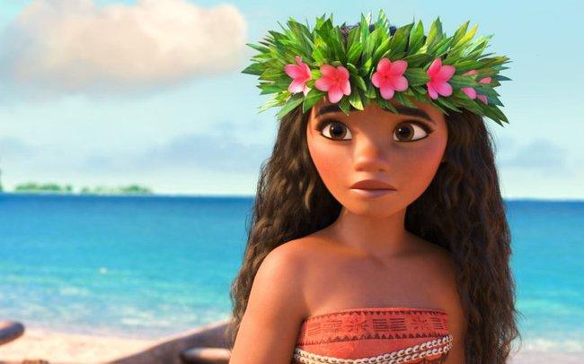 5 chi tiết chứng tỏ Moana là nàng công chúa phá cách nhất của Disney - Ảnh 2.