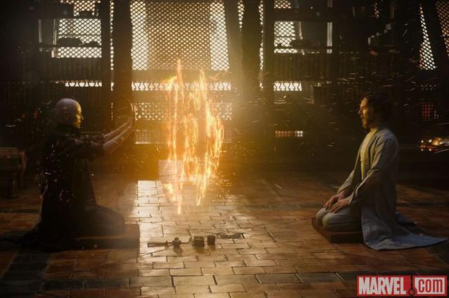 Phải chăng Doctor Strange chính là một bộ phim kiếm hiệp kì tình? - Ảnh 3.