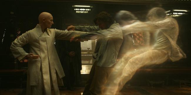 Phải chăng Doctor Strange chính là một bộ phim kiếm hiệp kì tình? - Ảnh 5.