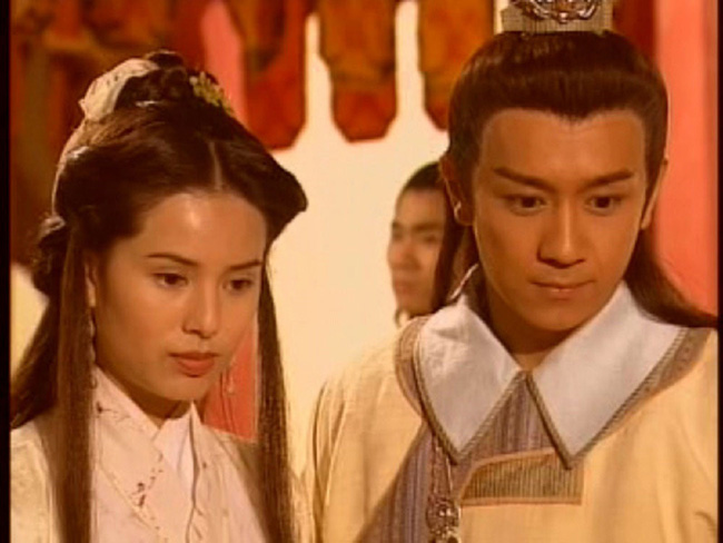 Những bộ phim Kim Dung được tái dựng ăn khách nhất của TVB - Ảnh 9.