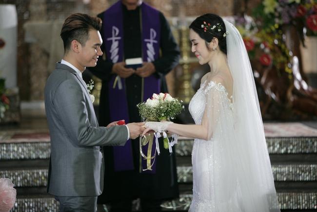 Khắc Việt kết hôn trong MV khiến fan tưởng là thật - Ảnh 1.