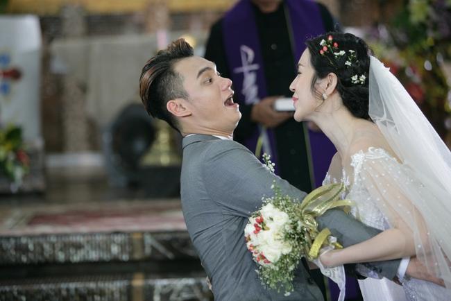 Khắc Việt kết hôn trong MV khiến fan tưởng là thật - Ảnh 8.
