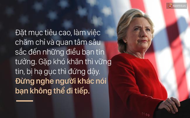 12 câu nói truyền cảm hứng của bà Hillary Clinton - Ảnh 3.