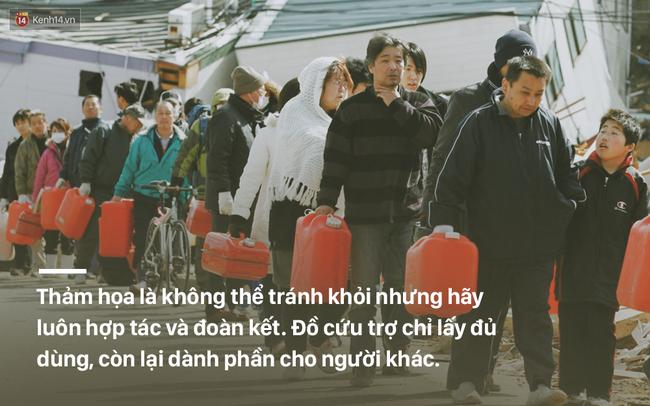 Bài học đầu đời và cả đời của người Nhật: Thảm hoạ không thể tránh khỏi, nhưng hãy luôn hợp tác và đoàn kết - Ảnh 1.