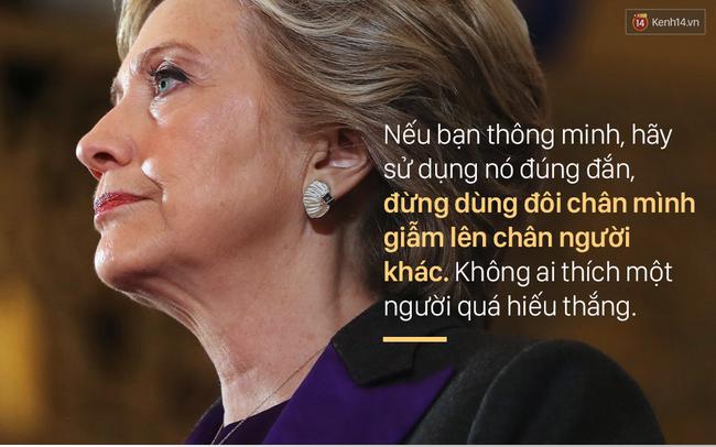 12 câu nói truyền cảm hứng của bà Hillary Clinton - Ảnh 5.
