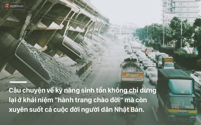 Bài học đầu đời và cả đời của người Nhật: Thảm hoạ không thể tránh khỏi, nhưng hãy luôn hợp tác và đoàn kết - Ảnh 8.