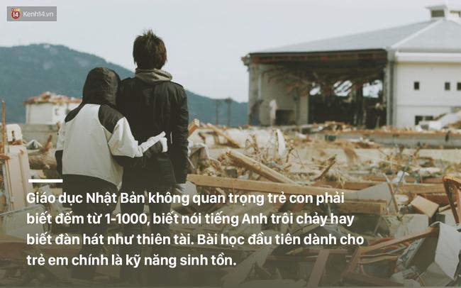 Bài học đầu đời và cả đời của người Nhật: Thảm hoạ không thể tránh khỏi, nhưng hãy luôn hợp tác và đoàn kết - Ảnh 6.