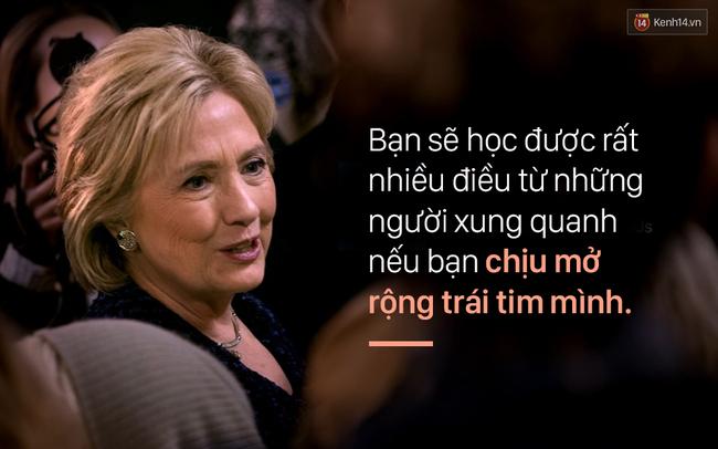 12 câu nói truyền cảm hứng của bà Hillary Clinton - Ảnh 9.