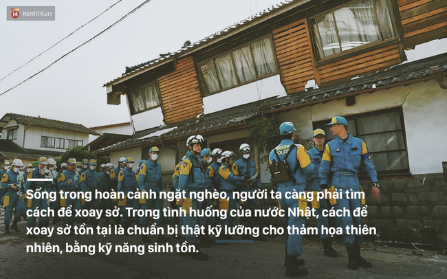 Bài học đầu đời và cả đời của người Nhật: Thảm hoạ không thể tránh khỏi, nhưng hãy luôn hợp tác và đoàn kết - Ảnh 5.