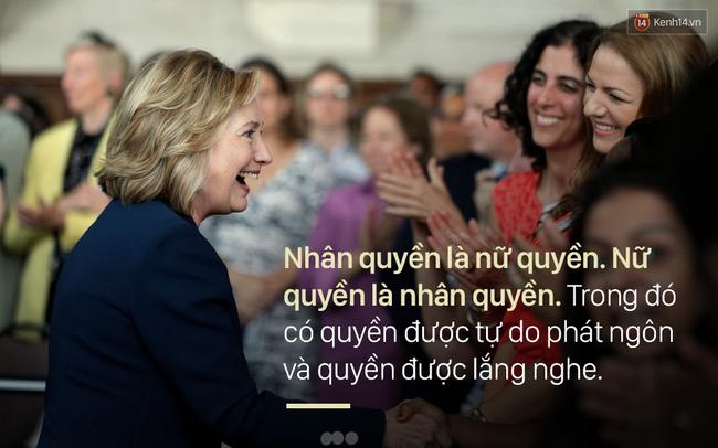 12 câu nói truyền cảm hứng của bà Hillary Clinton - Ảnh 15.