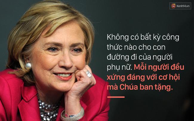 12 câu nói truyền cảm hứng của bà Hillary Clinton - Ảnh 17.