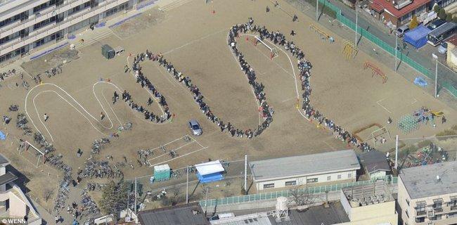 Bài học đầu đời và cả đời của người Nhật: Thảm hoạ không thể tránh khỏi, nhưng hãy luôn hợp tác và đoàn kết - Ảnh 10.