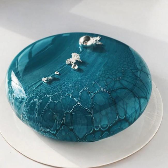 Bánh tráng gương đẹp mắt dành cho các tín đồ hảo ngọt - Ảnh 1.