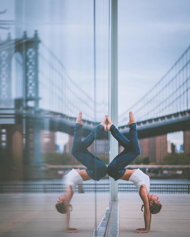 Đắm chìm vào vũ điệu đường phố qua bộ ảnh múa ballet của những nghệ sĩ không chuyên - Ảnh 10.