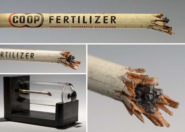 Thật khó tin nhưng đây là những gì được tạo ra từ chính cây bút chì bé tí xíu - Ảnh 8.