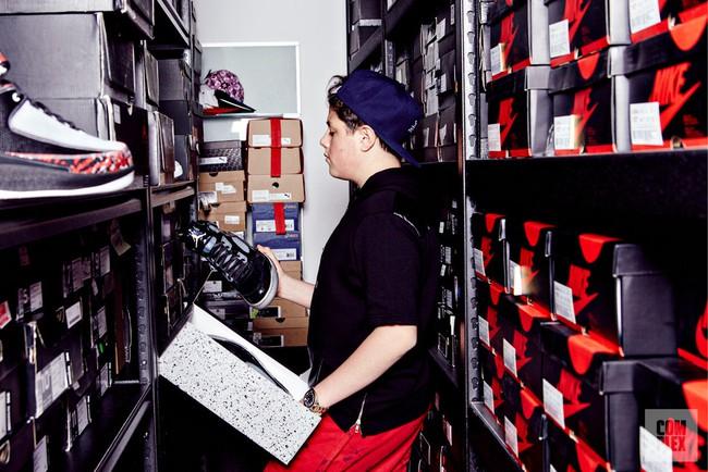 16 tuổi kiếm được hơn 22 tỷ đồng - Chỉ nhờ bán sneaker hiếm mà cậu bé này đã phát tài! - Ảnh 7.