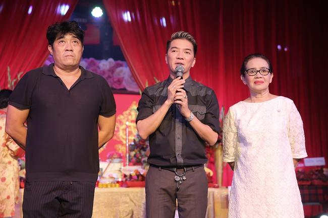 Đàm Vĩnh Hưng lần đầu làm chủ xị lễ giỗ Tổ sân khấu sau 20 năm ca hát - Ảnh 11.