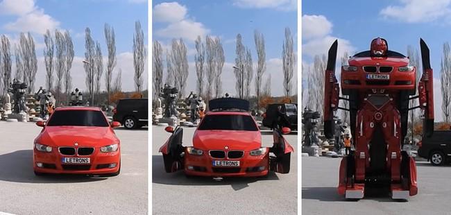Cuối cùng cũng đã có ô tô biến hình thành Transformers ngoài đời thực - Ảnh 4.