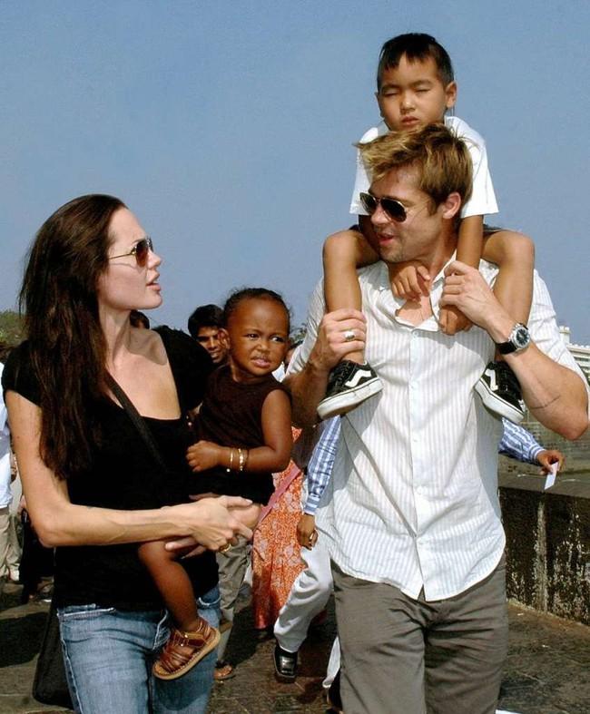 Chuyện chăn gối lạnh nhạt khiến tình cảm Angelina Jolie và Brad Pitt rạn nứt? - Ảnh 3.